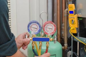 Broken Arrow heating and repair